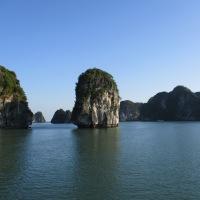 VIETNAM ♡ | La Baie de Lan Ha, la petite sœur de la Baie d'Ha Long
